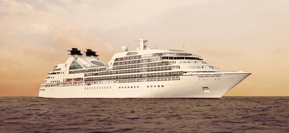 Seabourn NEW Ultra Luxury Cruise Line Sail For The First Time  DirBit Travel