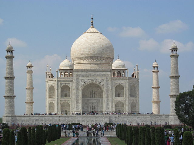 Travel Destination -Taj Mahal
