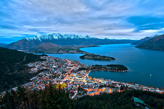 DirBit City Guide: QueensTown, New Zealand