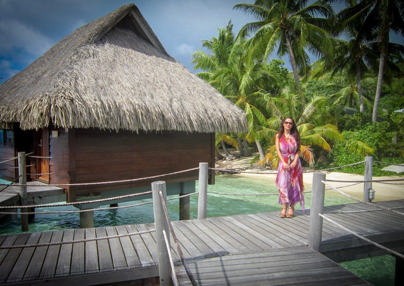 A Dream Vacation on OverWater Bungalows