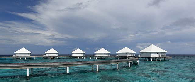 OverWater Bungalows maldives