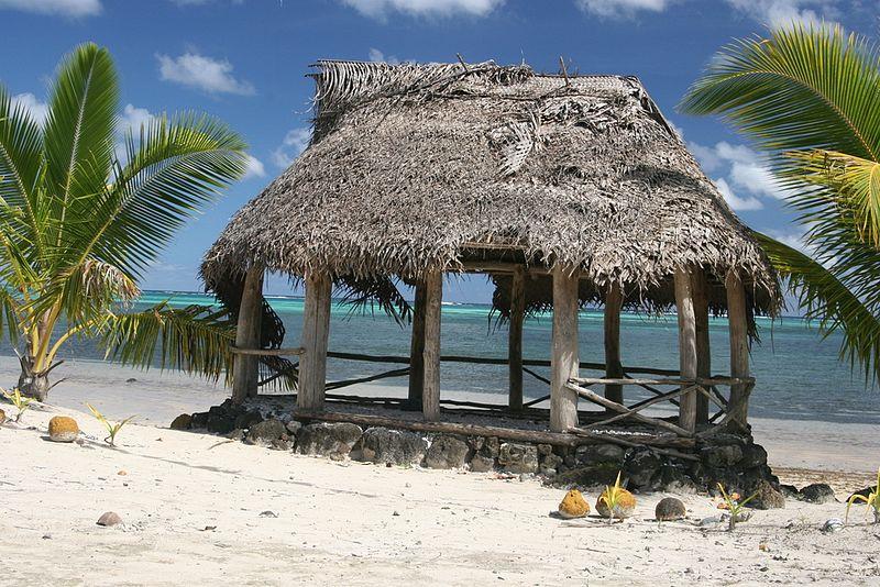 Samoa a Paradise Island