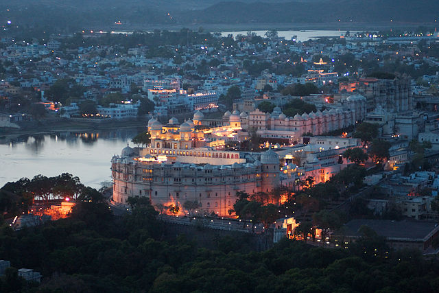 The Most Romantic City of India Udaipur