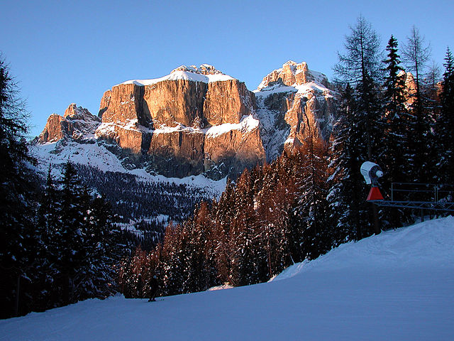 Dolomites Make You Feel Insignificant